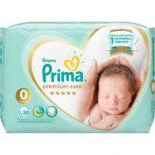 Prima Premium Care Prematüre Bebek Bezi 0 Beden 1.5 2.5 Kg 120 Adet