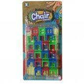 Balancing Chair Game Denge Sandalyeleri Jenga Sandalyeler