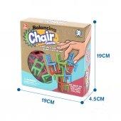 Balancing Chair Game (Denge Sandalyeleri) Jenga Sandalye