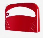 Palex 3460 B Klozet Kapak Örtüsü Dispenseri Kırmızı