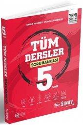 Sınav Yayınları 5. Sınıf Tüm Dersler Soru Bankası