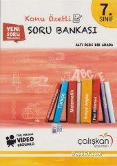 çalışkan Yayın 7.sınıf Tüm Dersler Soru Bankası