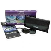 Hoya 82mm Kit 2 Dijital Slim Filtre Seti