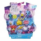 Littlest Pet Shop Kozmik Miniş Koleksiyonu Özel Set 3 E2130