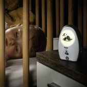 Reer Rigi 400 Gece Lambalı Anne Bebek Telsizi