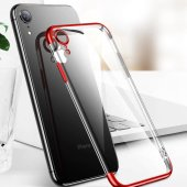Iphone 8 Arka Kapak Şeffaf Telefon Kılıfı