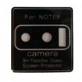 Samsung Note 8 Uyumlu Kamera Koruyucu Nano Sert Pl...