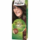 Palette Natural 4.0 Kahve Kalıcı Saç Boyası
