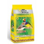 Gold Wings Classic Tropical Finch Yemi 400 Gr