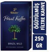 Tchibo Privat Kaffee Brazil Mild Öğütülmüş Filtre ...