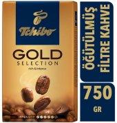 Tchibo Gold Selection Öğütülmüş Filtre Kahve 750 G...
