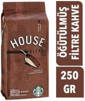 Starbucks House Blend Öğütülmüş Kahve 250 Gr...