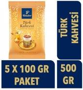 Tchibo Türk Kahvesi 500 Gr (5x100gr)