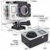 Kingboss Sl D215 4k Ultra Hd Wifi Aksiyon Kamerası