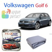 Volkswagen Golf 6 Hb Araca Özel Koruyucu Branda 4 Mevsim (A+ Kal