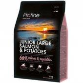 Profine Junior Large Somon Ve Patates Hipo Alerjen...