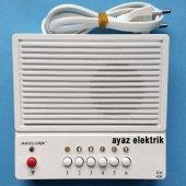 6 Lı Diafon Konuşma Merkezi, Çaycı Diyafon