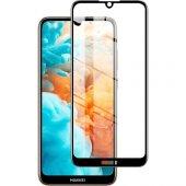 Huawei Y6 2019 Tam Kaplayan Kavisli 5d Ekran Koruy...