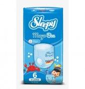 Sleepy Mayo Bez 6 Beden 15 25 Kg 10 Adet