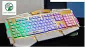 Frıwol X10 Işıklı Oyun Klavyesi Game Keyboard