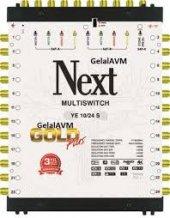 Next Ye 10 24 Sonlu Santral 4k Multiswitch + Adaptörlü Faturalı