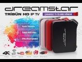 Dreamstar Tribün 4k Çanaksız Hd Uydu Alıcısı