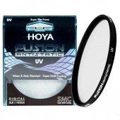 Hoya 77mm Fusıon Antistatic Uv Filtre