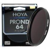 Hoya 52mm Pro Nd64 (6 Stop) Nd Filtre