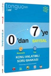 Tonguç Akademi 0 Dan 7 Ye Sayısal Konu Anlatımlı Soru Bankası