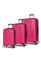 My Valice Premium 3lü Valiz Seti Büyük Orta Kabin Bavul Çanta