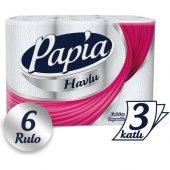 Papia Kağıt Havlu 6lı