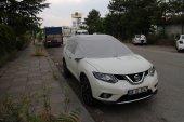 Araç Araba Oto Güneş Önleyici Branda Örtü Oto Güneşlik Gölgelik