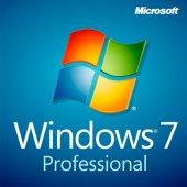 Microsoft Windows 7 Pro Türkçe (Dijital İndirilebilir Lisans)