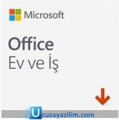 Microsoft Office Ev Ve İş 2019 T5d 03184 (Elektronik Lisans)