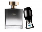 Avon Alpha Edt 75 Ml Erkek Parfümü Ve Onduty Men Roll On
