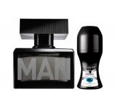 Avon Man Edt 75 Ml Erkek Parfümü Ve Avon Onduty Men Roll On