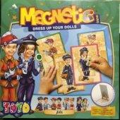 Toyo Mıknatıslı Eğitici Oyunlar (Meslekler)