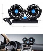 Araç İçi 360 Derece Dönebilen Mükemmel Soğutucu Va...
