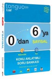 Tonguç Akademi 6. Sınıf 0 Dan 6 Ya Sayısal Konu Anlatımlı Soru Bankası