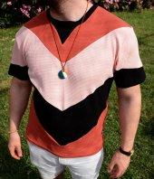 Aztec Pramit Vintage Stil Kremit Renk Tişört