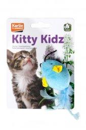 Karlie Tüylü Kedi Oyuncaği 9cm