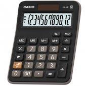 Casio Mx 12b Masa Tipi Hesap Makinesi 12 Haneli
