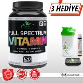 Torq Nutrition Full Spectrum Vitamin 120 Tablet Vitamin Mineral