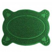 Ans Kedi Tuvalet Önü Paspası Çemberli Yeşil 38 50 Cm