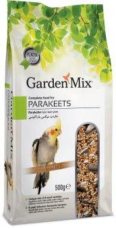 Gardenmix Platin Parakets Papağan Yemi 500 Gr