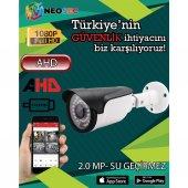 2.0 Mp (Dış Mekan) Bullet Güvenlik Kamerası (Hd1080p)