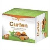 Abfen Curfen Zerdecal İçeren 60 Tablet