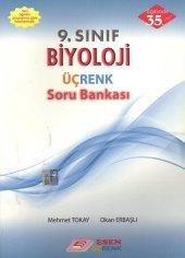 9. Sınıf Biyoloji Soru Bankası Esen Üçrenk Yayınları