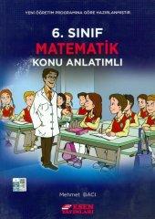 6. Sınıf Matematik Konu Anlatımlı Esen Yayınları