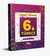 6.sınıf Türkçe Soru Bankası Fides Yayınları